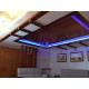Натяжной потолок с подсветкой Н5.2