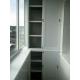 Шкаф алюминиевого балкона