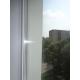 Шпатлевка откоса пластикового окна КУ9.1