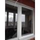 Шпатлевка откоса пластикового окна КУ9.3