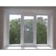 Установка трехстворчатого окна
