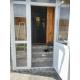 Установка входной пластиковой дверь КУ4.4