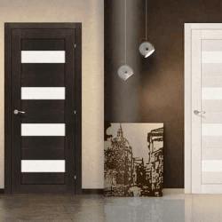 Двери Эко шпон